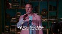 'Las aventuras del Doctor Dolittle': Robert Downey Jr. os desea un Feliz Año nuevo Lunar