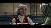 Tráiler subtitulado temporada 3 'Las escalofriantes aventuras de Sabrina'