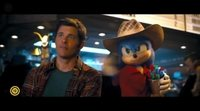 Spot TV húngaro 'Sonic: La película'