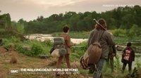 Anuncio 'The Walking Dead: World Beyond'