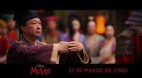 """Spot 'Mulan' (2020): """"Debemos ser fuertes"""""""