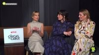 """Ana Fernández ('Las chicas del cable'): """"En la última temporada no va a haber nada de ñoñería"""""""