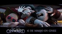 """Anuncio 'Onward': """"Puente mágico"""""""