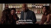 Tráiler 'Shaft' subtitulado en español