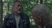 Conversación entre Negan y Alpha en el 10x09 de 'The Walking Dead'