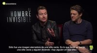 Leigh Whannell y Jason Blum ('El hombre invisible'):