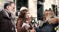 Ana Fernández nos cuenta su mayor susto durante el rodaje de 'Voces'