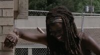 Vídeo homenaje a Michonne de 'The Walking Dead'