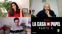 Alba Flores y Darko Peric sobre 'La casa de papel', feminismo y visibilidad LGTB