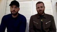 Chris Evans y su hermano Scott demuestran cuánto se conocen en la cuarentena