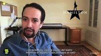"""Lin-Manuel Miranda: """"Pensé que la audiencia de 'Hamilton' sería solo la de los profesores de secundaria"""""""