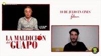 """Gonzalo de Castro ('La maldición del guapo'): """"Una comedia puede ayudar a que el público vuelva"""""""