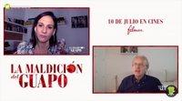 """Malena Alterio ('La maldición del guapo'): """"Está siendo una grande crisis para el sector cultural"""""""
