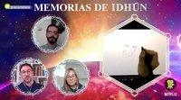 La directora de 'Memorias de Idhún':