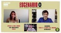Irene Escolar y Ricardo Gómez hablan sobre 'Mammón' y 'Escenario 0'