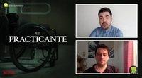 """Carles Torras: """"Construimos toda la casa de 'El practicante' en plató"""""""