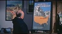 Alfred Hitchcock presenta 'Con la muerte en los talones'
