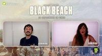 """Raúl Arévalo y Candela Peña ('Black Beach'): """"El Gobierno no ha sabido apoyar a la Cultura"""""""