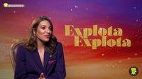 Ana Guerra ('Explota explota') imagina cómo sería un musical con sus canciones