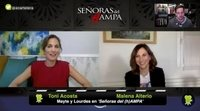 """Malena Alterio: """"En la segunda temporada las 'Señoras del (h)AMPA' son el motor, no es un accidente"""""""