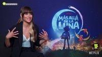 Aitana querría que Almodóvar o Paco León dirigieran un videoclip suyo