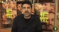 """Cesc Gay dirige 'Sentimental': """"Si no se estrenan películas, los cines van a cerrar"""""""