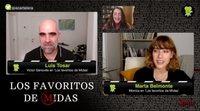 Luis Tosar y Marta Belmonte explican el secreto de 'Los favoritos de Midas'