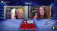 Anthony Daniels compara el especial navideño clásico con el de LEGO