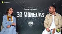 """Megan Montaner ('30 monedas'): """"El terror es un género muy divertido. Te permite jugar mucho"""""""