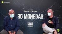 """Jorge Guerricaechevarría: """"Con '30 monedas' queremos reflexionar sobre cómo está escrita la Biblia"""""""