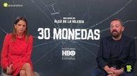 "Macarena Gómez ('30 monedas'): ""Me gusta ser actriz de terror, ojalá me llamen de Hollywood"""
