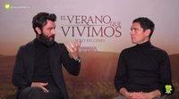 """Javier Rey: """"Jerez fue un descubrimiento, su energía está en 'El verano que vivimos'"""""""