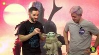 Unboxing Réplica Baby Yoda de Sideshow Collectibles 'The Mandalorian'