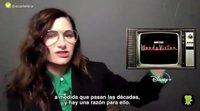 """Kathryn Hahn: """"Hasta el humor tiene un sentido en 'Bruja Escarlata y Visión'"""""""