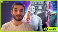 Videocrítica 'Bruja Escarlata y Visión'