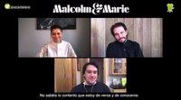 """Zendaya ('Malcolm & Marie') explica cuál es la clave para que surja la """"magia"""""""