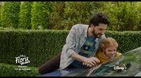'Flora y Ulises' hacen equipazo en este clip de la nueva película de Disney+