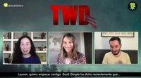 """Lauren Cohan ('The Walking Dead'): """"Será una revelación ver dónde ha estado Maggie y cómo le ha afectado"""""""