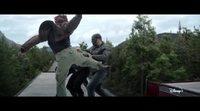 Teaser español 'Falcon y el Soldado de Invierno'