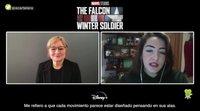 Entrevista a Kari Skogland, directora de 'Falcon y el soldado de invierno'