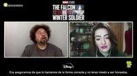 Entrevista a Malcolm Spellman, creador de 'Falcon y el soldado de invierno'