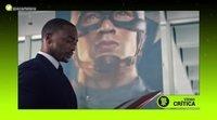 Videocrítica 'Falcon y el soldado de invierno'