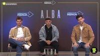 Álvaro Rico, Pol Hermoso y Jason Fernández sobre la presión de interpretar a violadores en 'Alba'