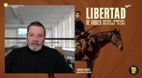 """Enrique Urbizu dirige 'Libertad': """"No me importaría rodar una precuela de la Llanera"""""""