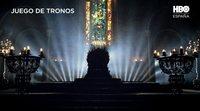Anuncio Décimo Aniversario 'Juego de Tronos'
