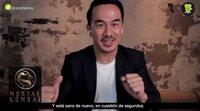 """Joe Taslim: """"'Mortal Kombat' encuentra el equilibrio entre complacer a los fans y la lógica del cine"""""""