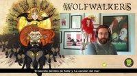 Ross Stewart y Tomm Moore ('Wolfwalkers'):