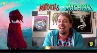 """Mike Rianda ('Los Mitchell contra las máquinas'): """"Todas mis ideas intentan llevar la animación más allá"""""""