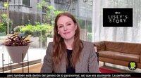 """Julianne Moore: """"Pablo Larraín es un genio"""""""