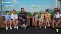 ¿Cuál de los niños de 'A todo tren' fue el más travieso en el rodaje?